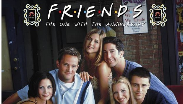 Friends 25 - The One With The Anniversary