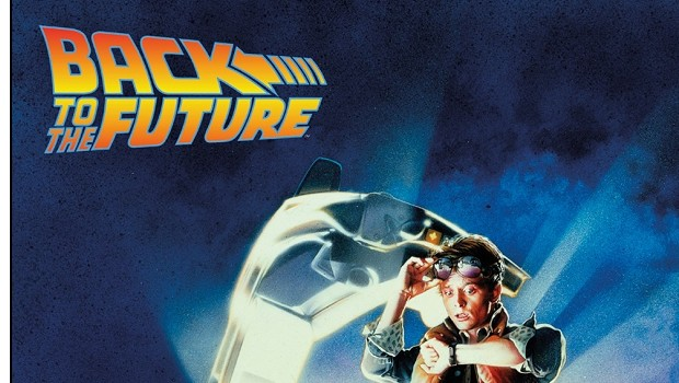 'Back To The Future' Outdoors
