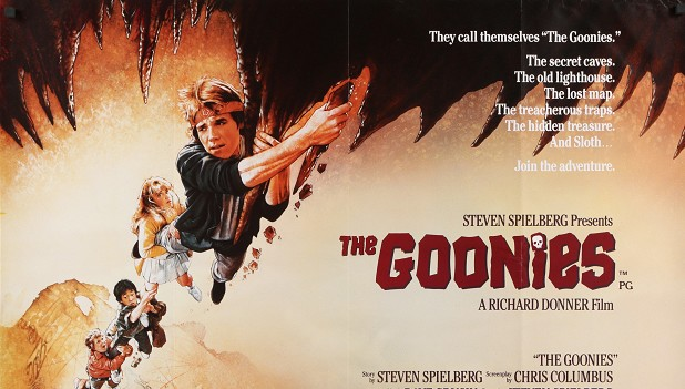 'The Goonies' Outdoors