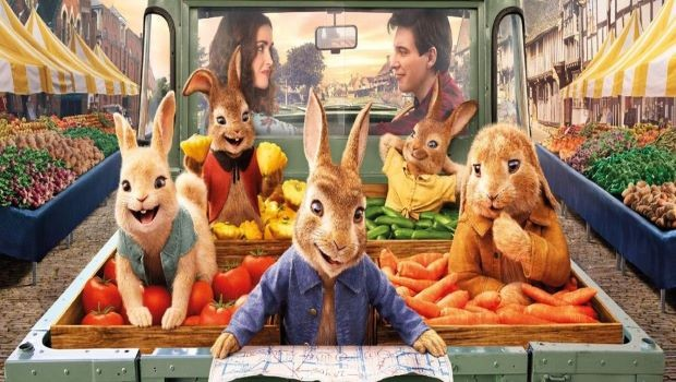 Peter Rabbit 2; The Runaway