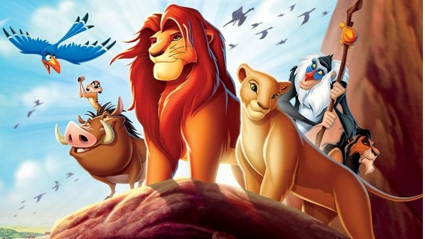 The Lion King (1994) Outdoors