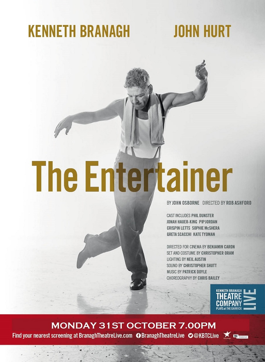 The Entertainer - Branagh Theatre Live!