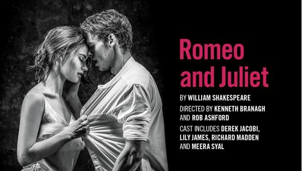 Romeo & Juliet - Branagh Theatre Company LIVE