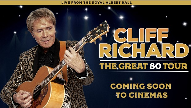 Cliff Richard Live from the Royal Albert Hall