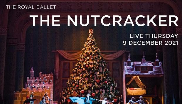 Nutcracker: The Royal Ballet Live