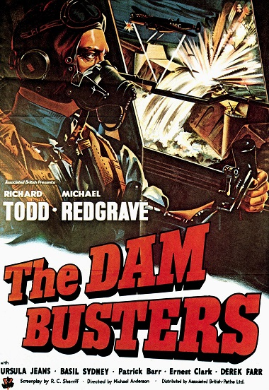 The Dam Busters Outdoors