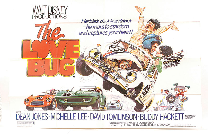 Herbie the Love Bug (1968)