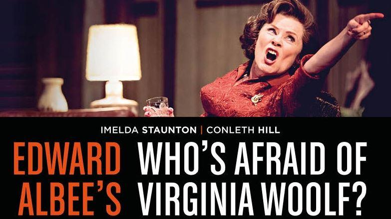 Who's Afraid of Virginia Woolf - NTLive