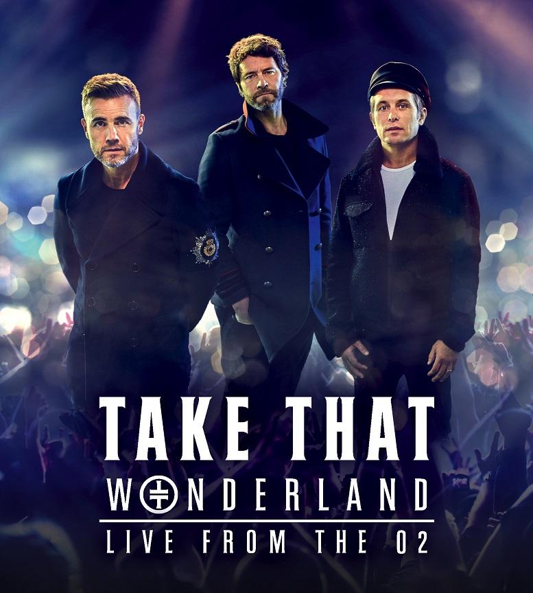 Take That: Wonderland