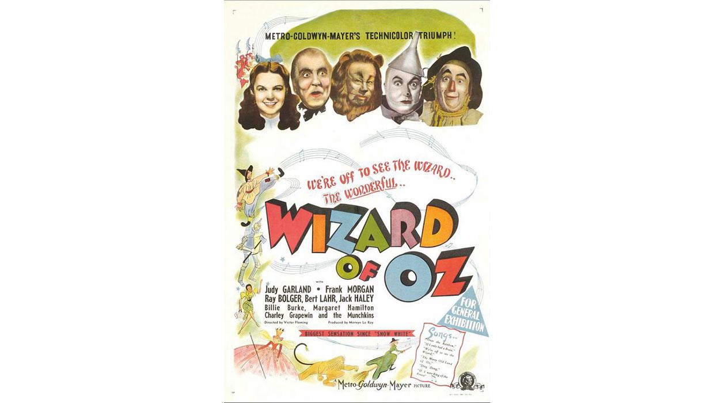 Wizard of Oz - 95th Birthday Saturday Matinee