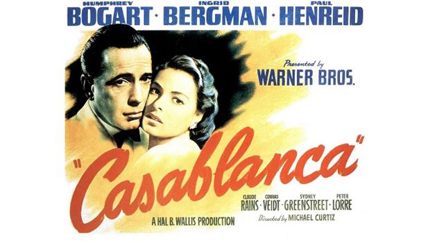 Casablanca - Black Tie Gala