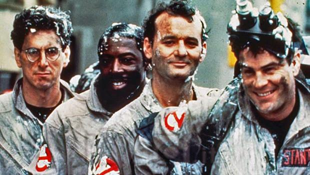 Ghostbusters (1984) Outdoors