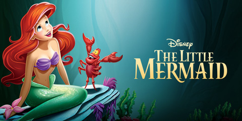 The Little Mermaid Film & Swim