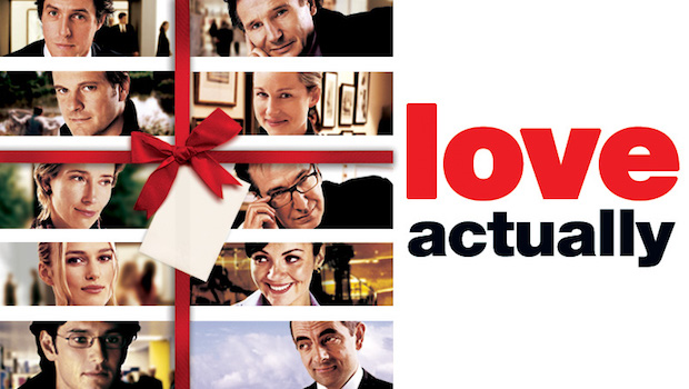 Love Actually - Christmas Pyjama Party!