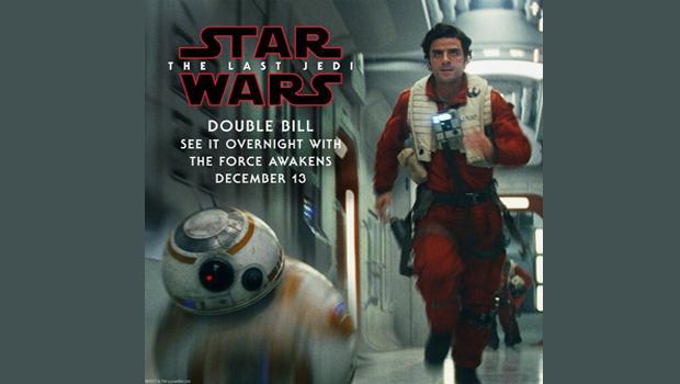 Star Wars: The Force Awakens & The Last Jedi