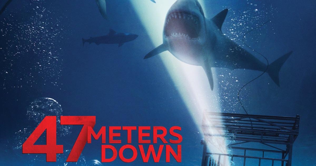 47 Meters Down Film & Swim