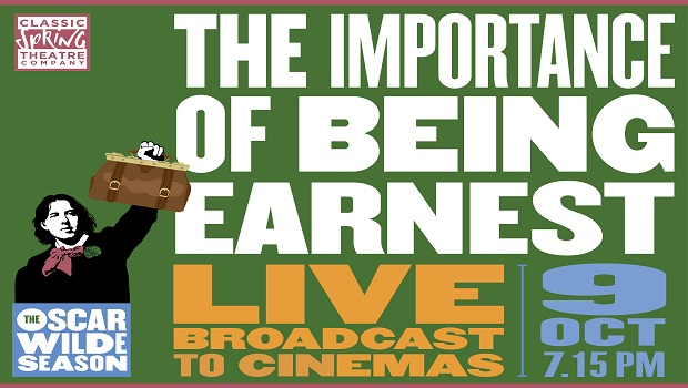 The Importance of Being Earnest - Oscar Wilde Season Live