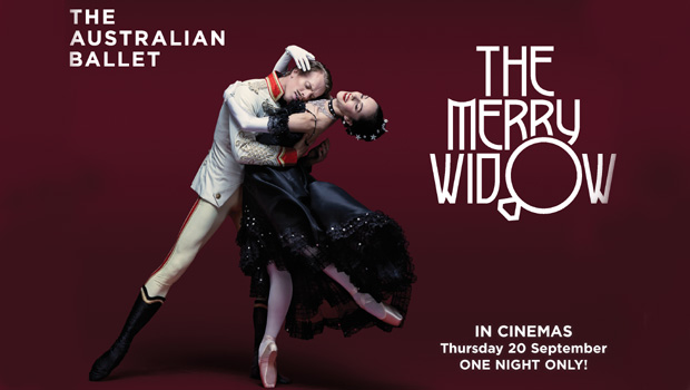 The Merry Widow from The Australian Ballet