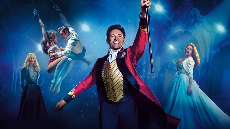 The Greatest Showman Outdoors