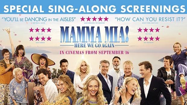 Mamma Mia: Here We Go Again Sing-Along