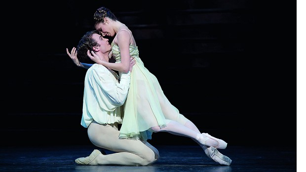 Romeo & Juliet - Royal Ballet Live