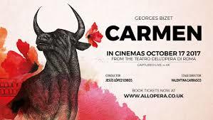 Opera Italy Carmen