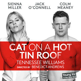 NT Cat On Hot Tin Roof
