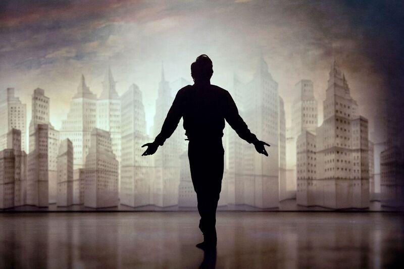 Royal Ballet Bernstein Centenary