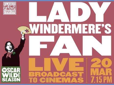Wilde Lady Windermere's Fan