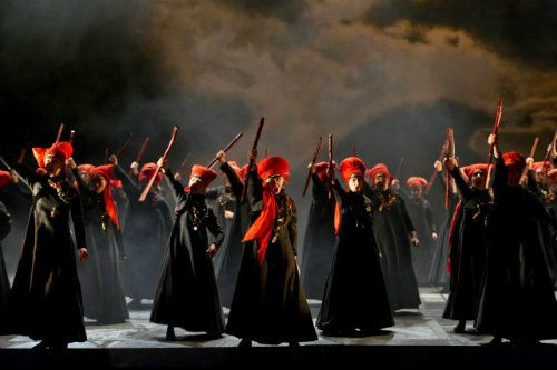Royal Opera Macbeth