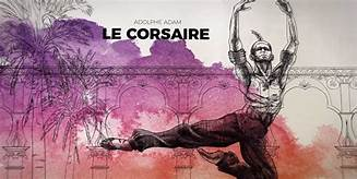 All'Opera Le Corsaire