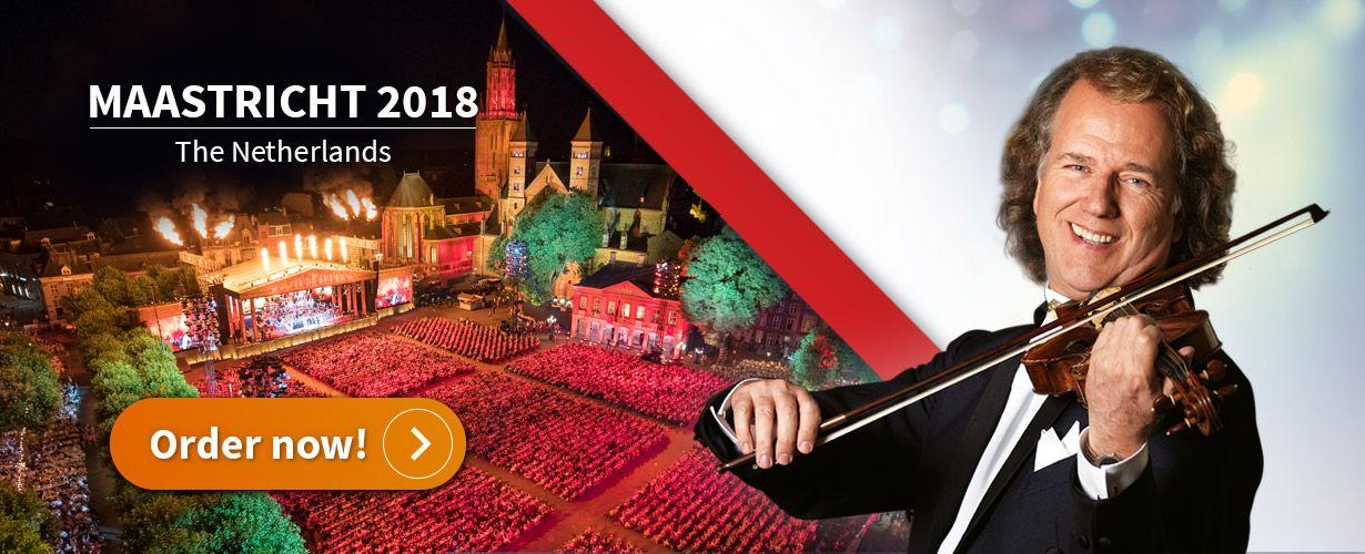 Andre Rieu 2018 Maastricht