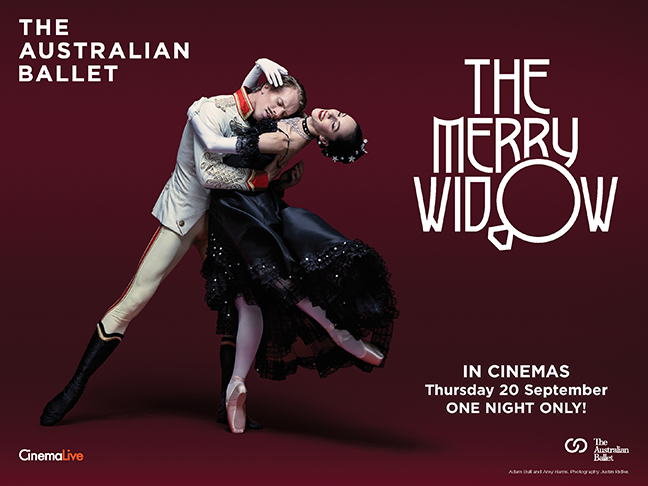 Australian Ballet Merry Widow