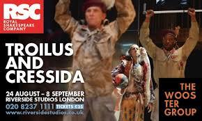 RSC Troilus & Cressida