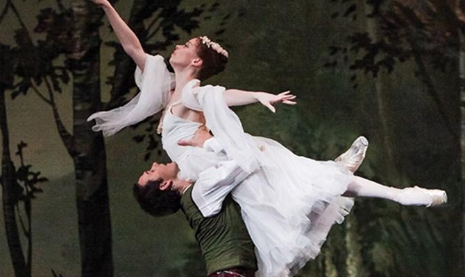 Bolshoi Ballet La Sylphide