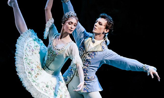 Bolshoi Ballet Sleeping Beauty
