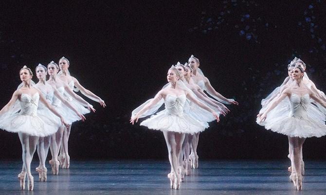 Royal Ballet La Bayadere