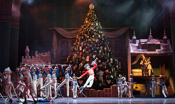 Royal Ballet The Nutcracker