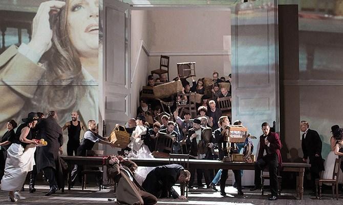 Royal Opera La Forza Del Destino