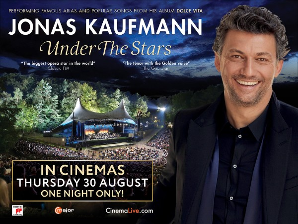 Jonas Kaufmann-Under The Stars