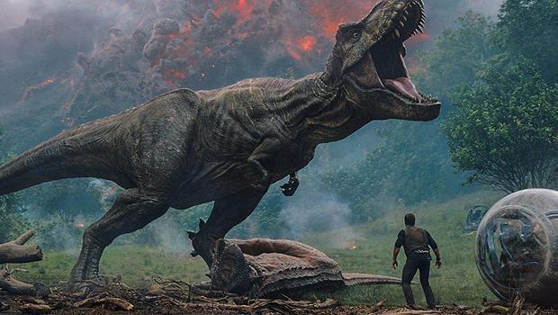 Jurassic World:Fallen Kingdom 2D