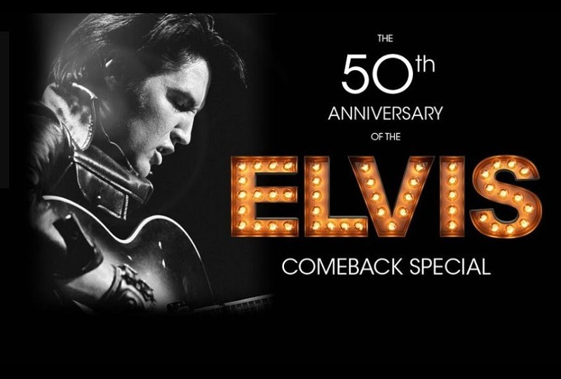 Elvis: '68 Comeback Special 50th
