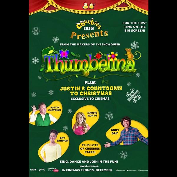CBeebies Christmas Show Thumbelina