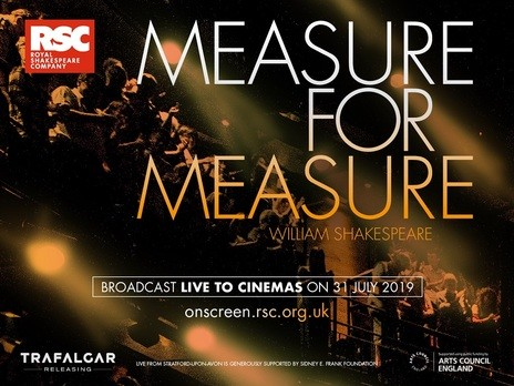 RSC Measure For Measure