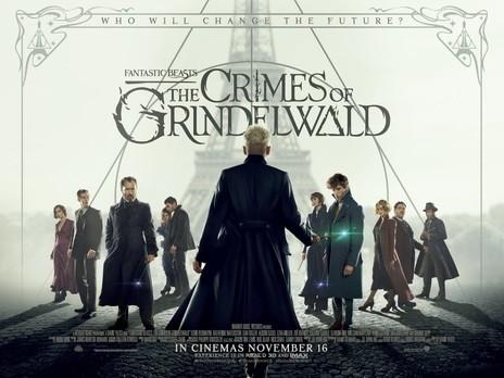 Fantastic Beasts Grindelwald