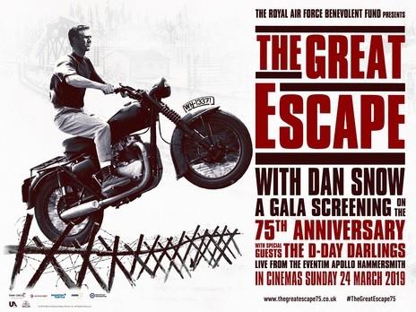 Great Escape with Dan Snow