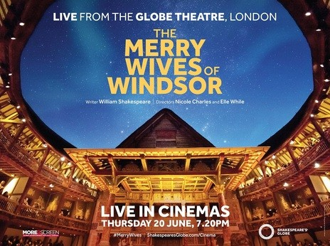 Globe: Merry Wives Of Windsor
