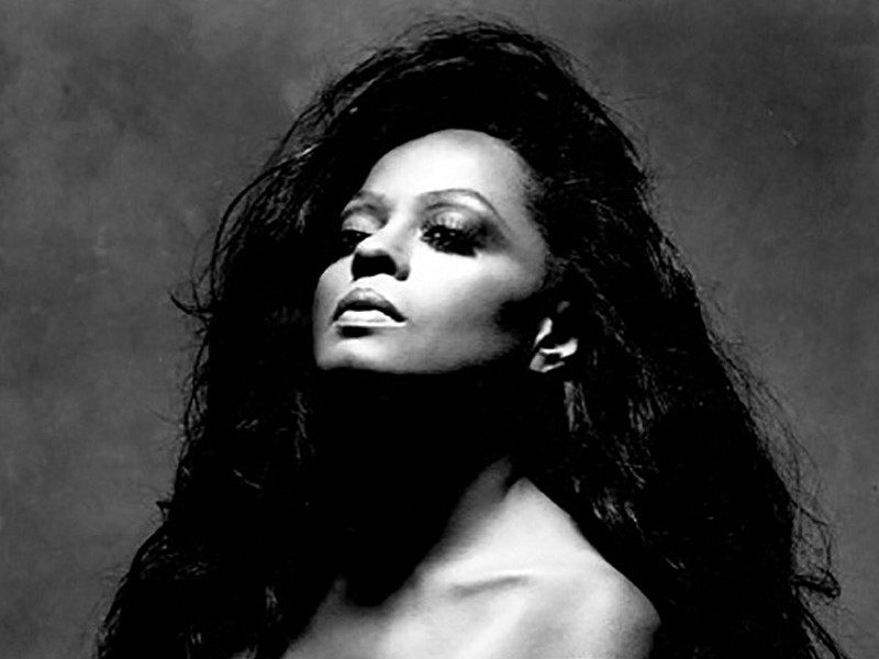 Diana Ross - New York Central Park Concert
