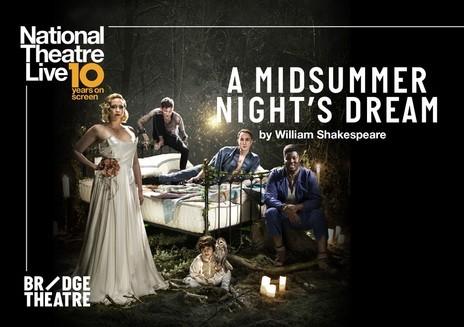 NTLive: A Midsummer Night's Dream
