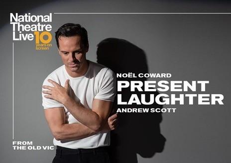 NTLive: Present Laughter
